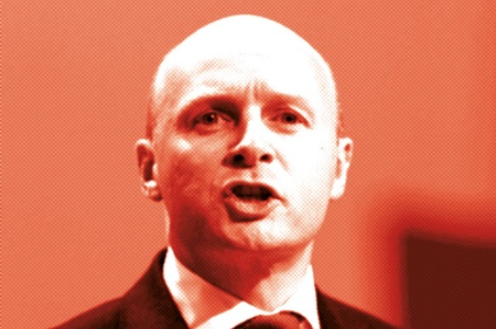 Liam Byrne, shadow minister for universities, science and skills (the Labour Party)