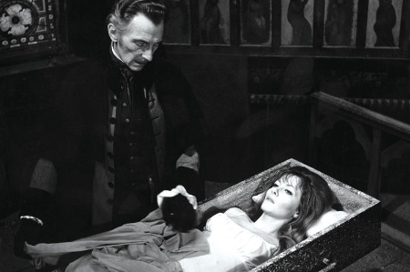 Peter Cushing in The Vampire Lovers (1970)