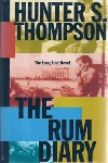 The Rum Diary, by Hunter S. Thompson