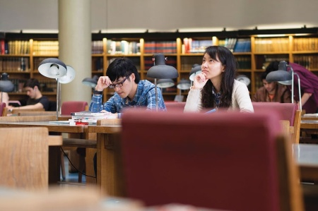 foreign thesis about working students