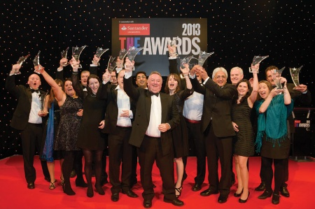 Times Higher Education Awards 2014 shortlist announced