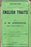 Book review: English Traits, by Ralph Waldo Emerson