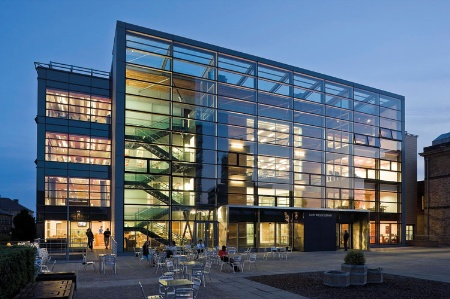 David Wilson Library, University of Leicester