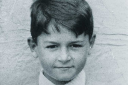 Young David Lodge