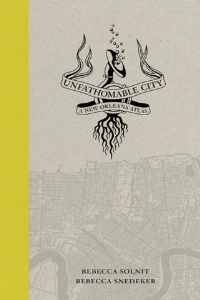 Review: Unfathomable City, by Rebecca Solnit and Rebecca Snedeker