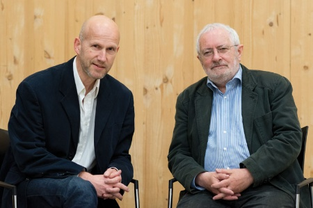 John Schad and Terry Eagleton
