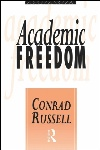 Book review: Academic Freedom, by Conrad Russell