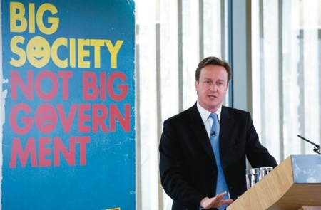 Delete 'Big Society': email protest presses AHRC to drop Tory mantra