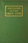 Book review: Socialism and the Great State, by H. G. Wells