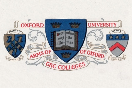 Oxford University, Arms of Oxford, The Colleges