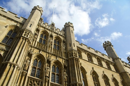 University of Cambridge building