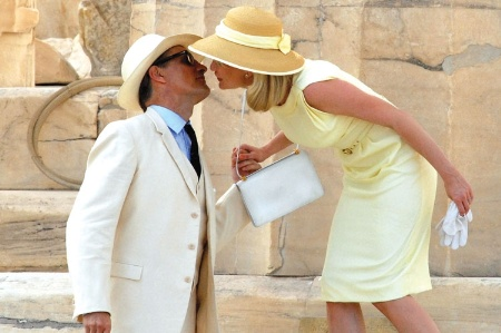 Viggo Mortensen and Kirsten Dunst in The Two Faces of January