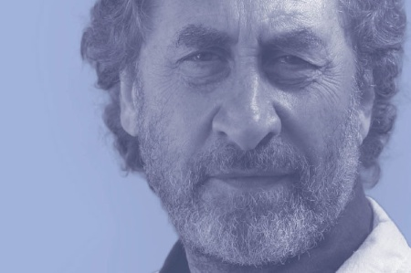 Howard Jacobson portrait
