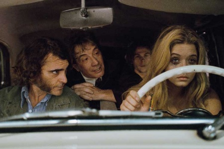 Review: Inherent Vice, starring Joaquin Phoenix, Martin Short, Jordan Christian Hearne and Sasha Pieterse
