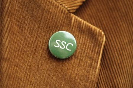 SSC badge