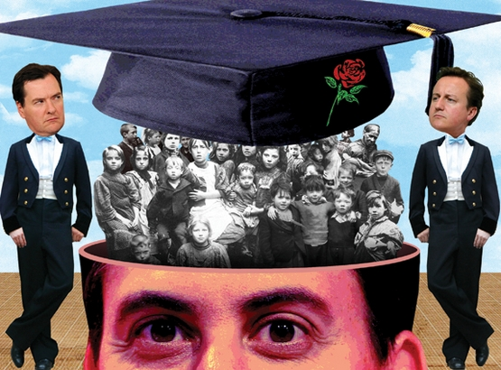 Low on big ideas and rhetoric, Labour must tackle class inequality