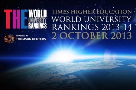 Times Higher Education World University Rankings video contest 2013