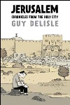 Jerusalem, by Guy Delisle
