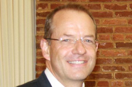 Andrew Witty, CEO of GlaxoSmithKline and Chancellor of the University of Nottingham