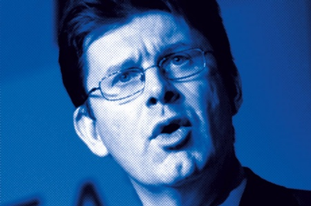 Greg Clark, universities, science and cities minister (the Conservative party)
