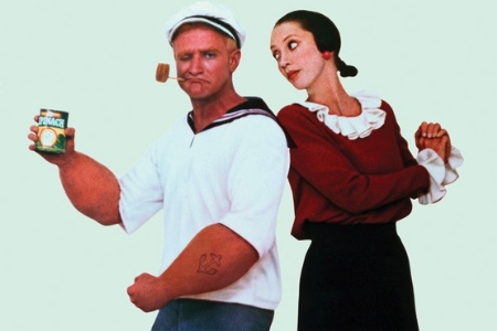 knowledge for knowledge   s sake    is piffleOlive Oyl And Popeye