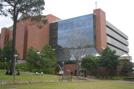 Robertson Library, Curtin University
