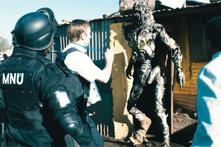 District 9, directed by Neill Blomkamp
