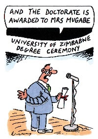 The week in higher education cartoon (18 September 2014)