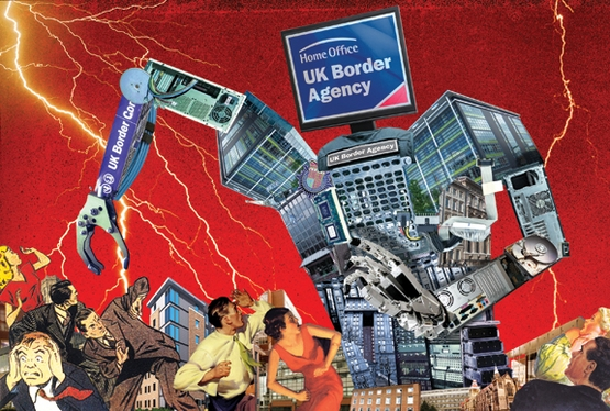 When worlds collide: why the UKBA sends the sector into a panic