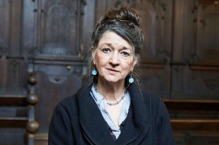 Marina Warner at Bodleian Convocation House, Oxford Literary Festival