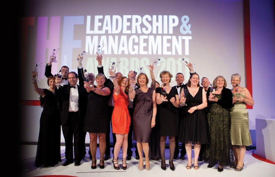 THE Leadership & Management Awards 2012