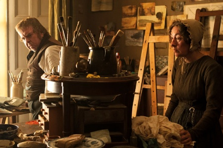 Film review Mr Turner, directed by Mike Leigh and starring Timothy Spall