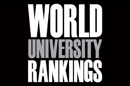 THE World University Rankings logo