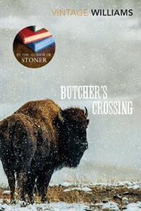 Book review: Butcher's Crossing, by John Williams