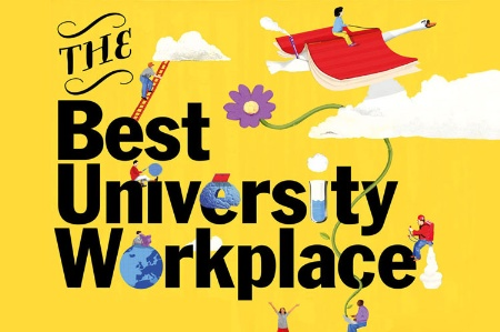 Times Higher Education Best University Workplace Survey 2014 results