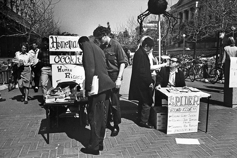 1960s Berkeley