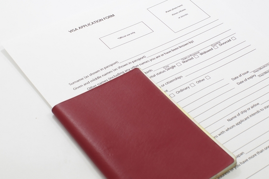 us passport application form questions