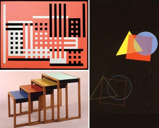 constructivism and bauhaus unification of art