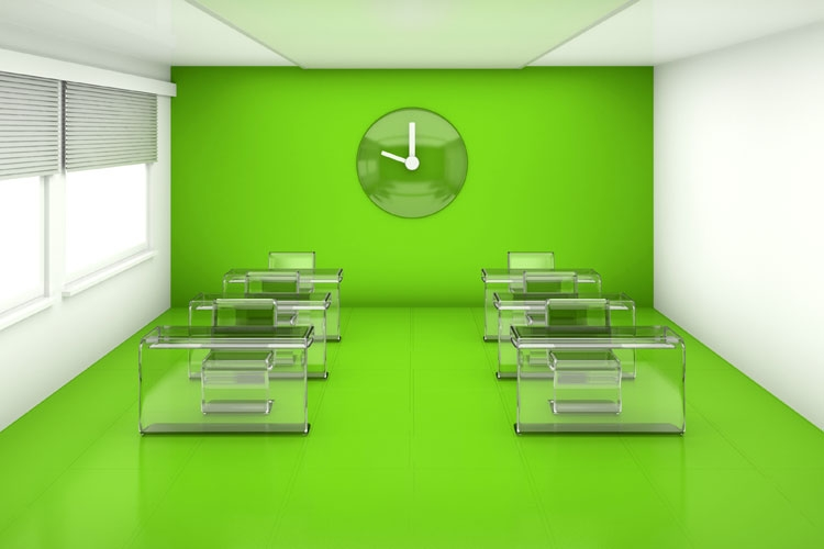Modern University Classroom Design : Why well designed learning spaces pay educational