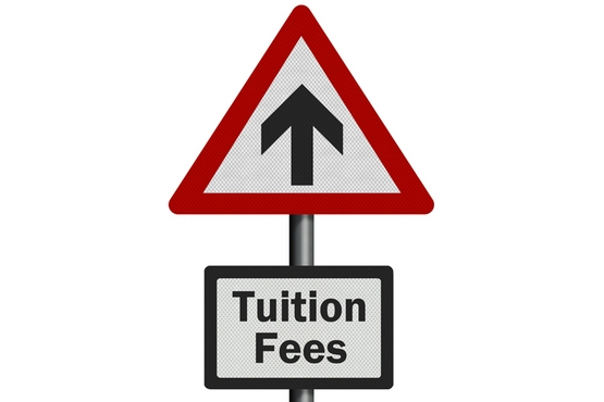 high cost of tuition Besides tuition and fees,  than full-time workers with only a high school diploma  it's a discount of your college costs that you do not have to pay back.