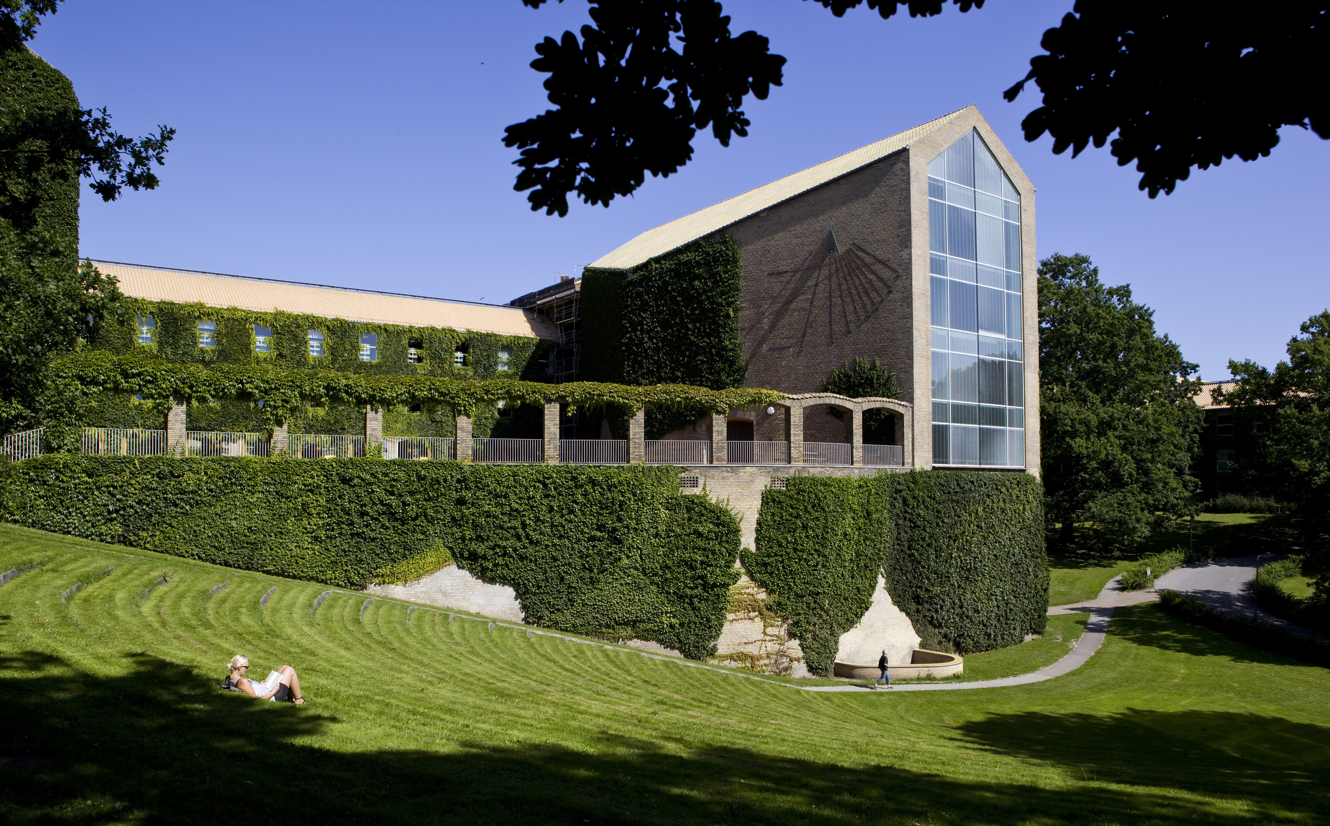 Most beautiful universities in Europe - Aarhus University