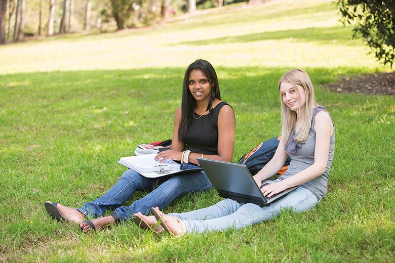 Australian students