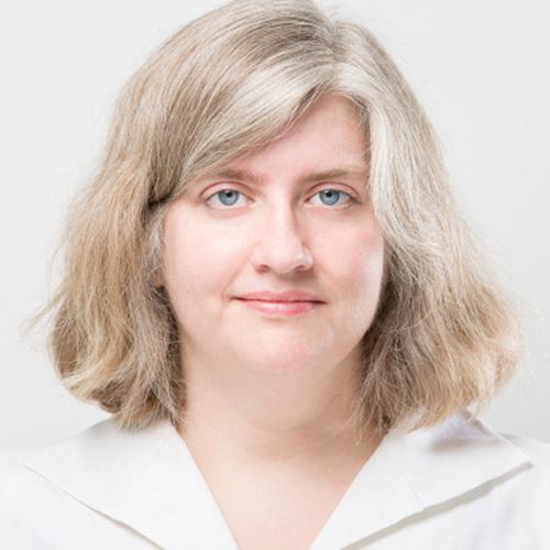 Author Cathy O'Neil