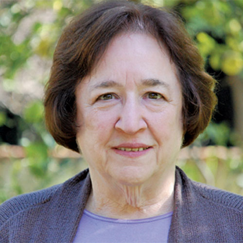 Author Helen Vendler