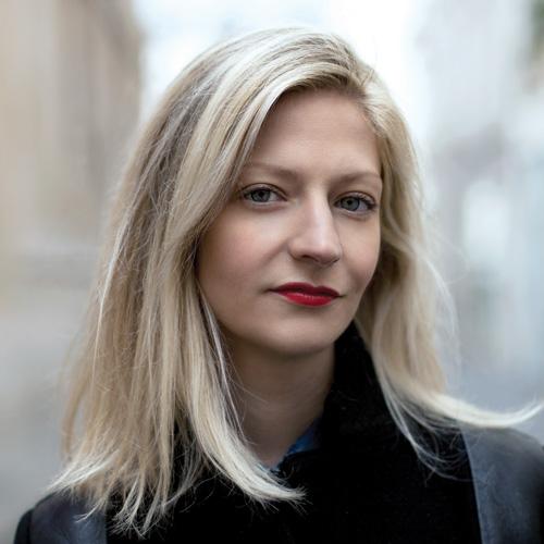 Author Lauren Elkin, University of Liverpool