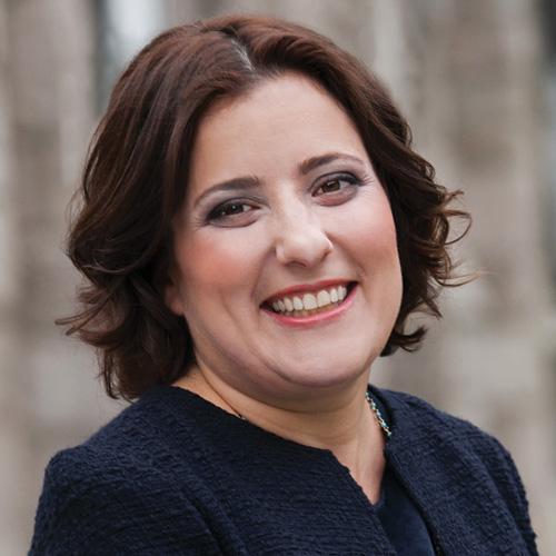 Author Sara Goldrick-Rab, Temple University