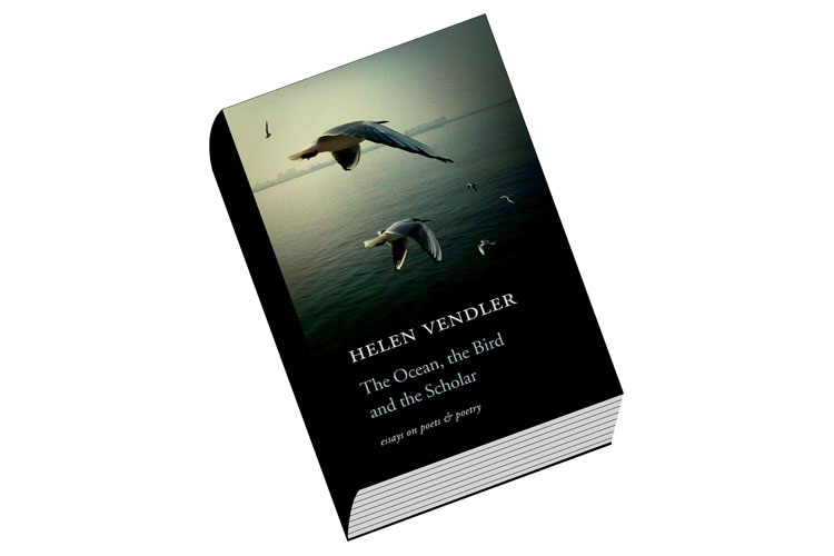 the ocean the bird and the scholar essays on poets and poetry  the ocean the bird and the scholar essays on poets and poetry by helen vendler times higher education the