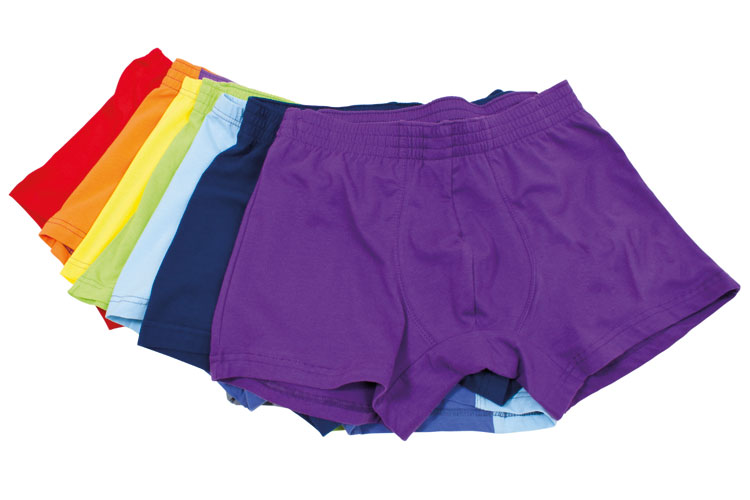 Boxer shorts various colours