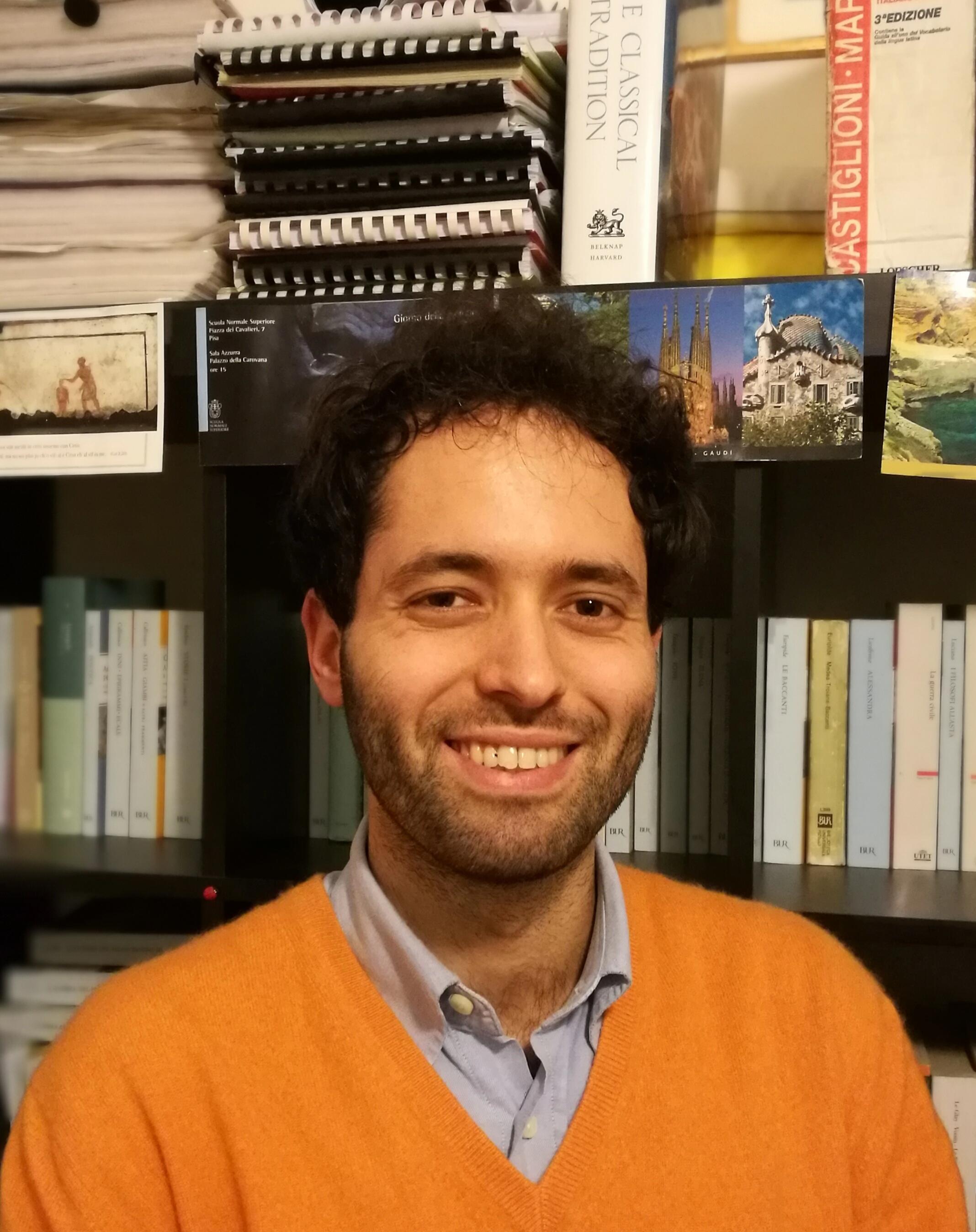 Francisco Morosi Scuola Normale Superiore di Pisa