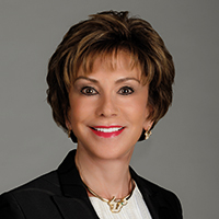 Judy Genshaft, president of the University of South Florida System